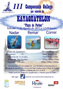 cartel kayaquathlon